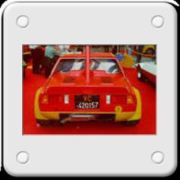 Fiat X1 9 Abarth